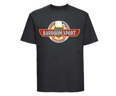 Auffallen durch umfallen Männer T-Shirt – Bild 1
