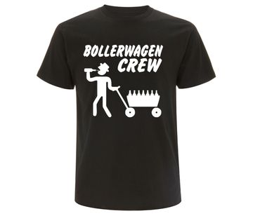 Bollerwagen Crew Männer T-Shirt