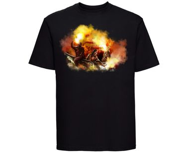 ACAB Bengalo Männer T-Shirt  – Bild 1