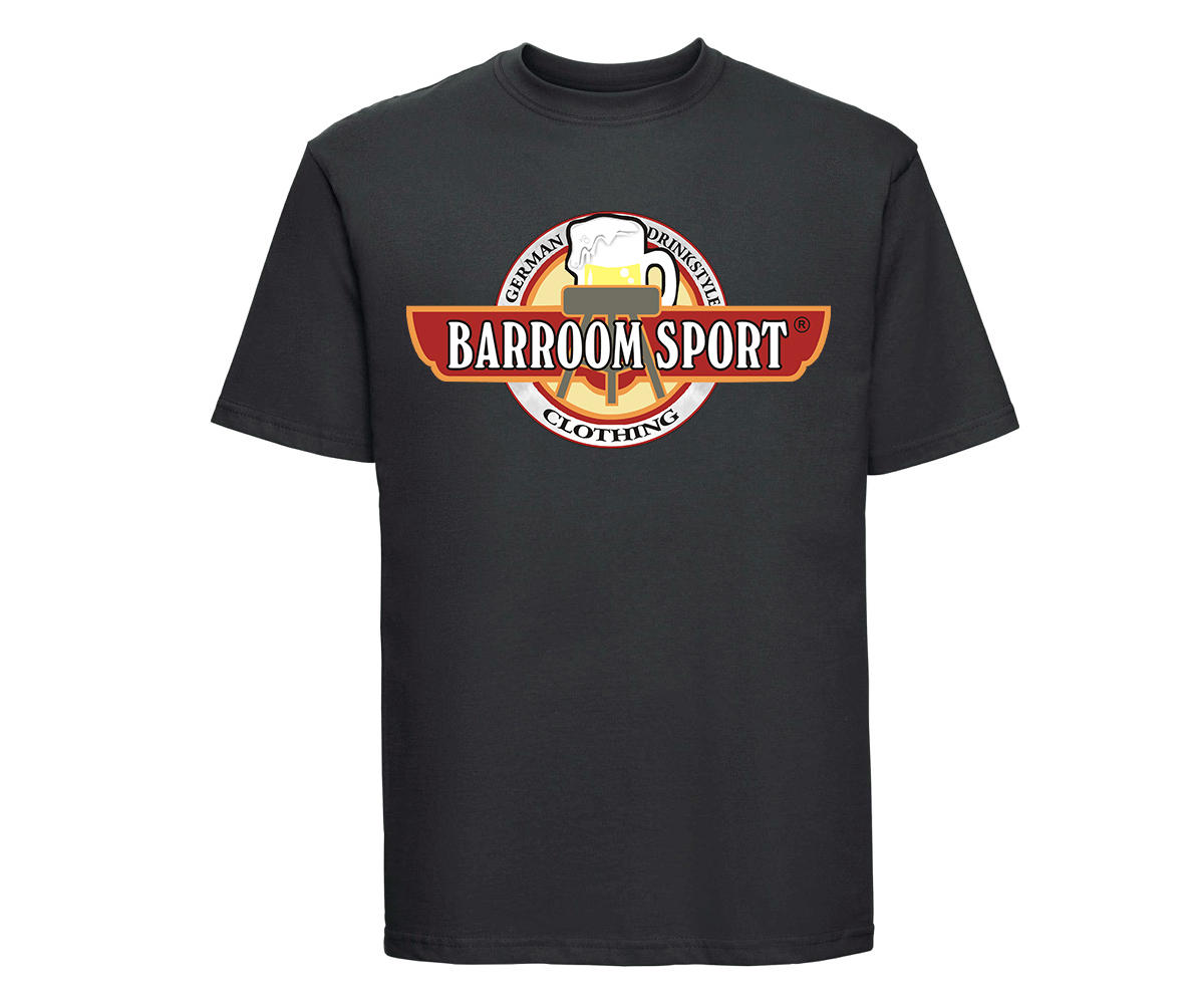 Barroom Sport Drink Fuck Fight Männer T-Shirt Drink Fuck Fight – Bild 7