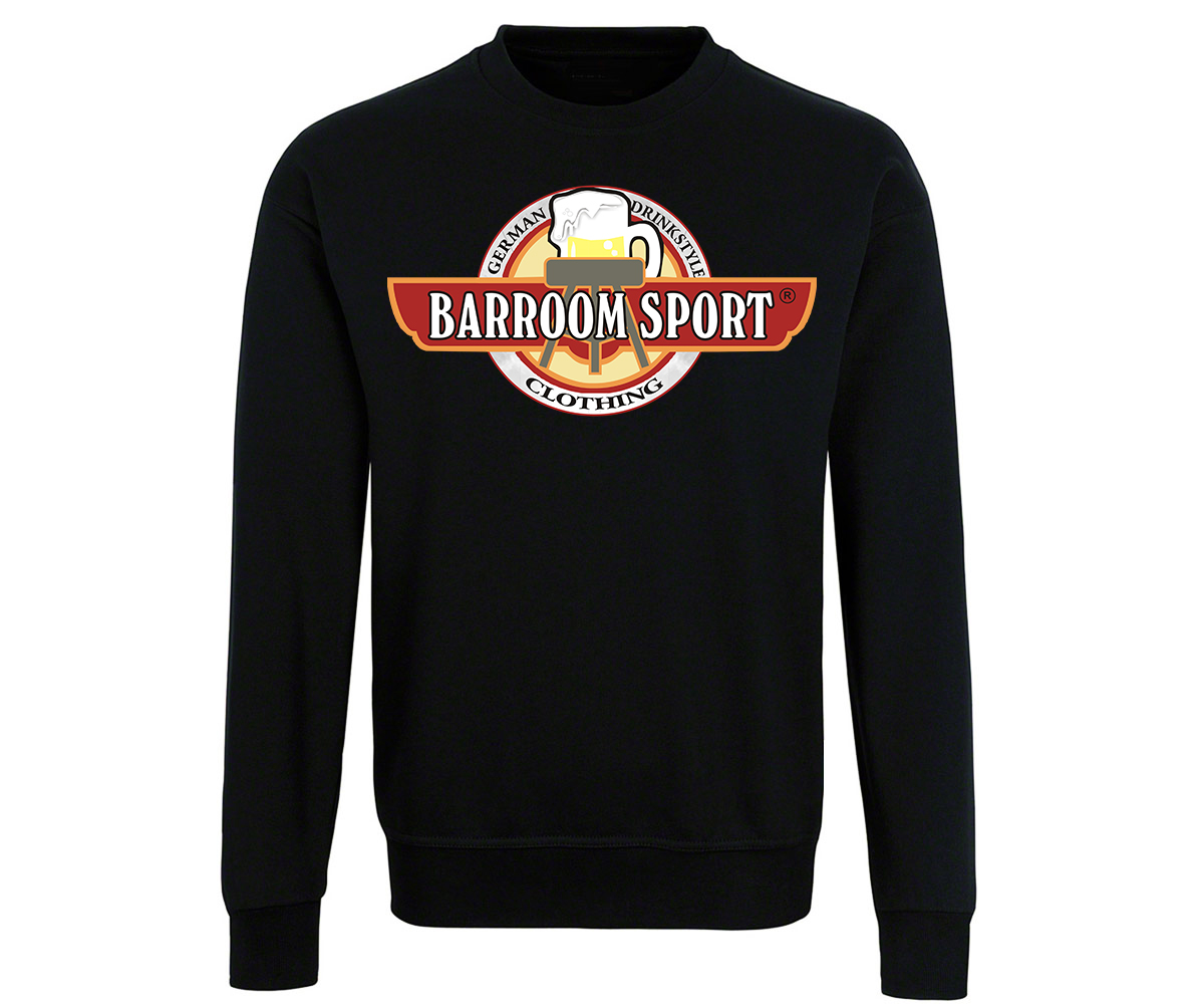 Barroom Sport Männer Pullover Drink Fuck Fight – Bild 7