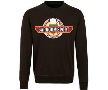 Barroom Sport Männer Pullover Drink Fuck Fight – Bild 5