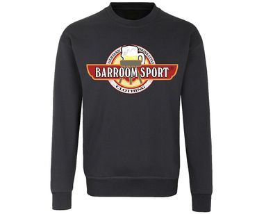 Barroom Sport Männer Pullover Drink Fuck Fight