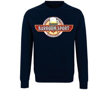 Barroom Sport Männer Pullover Drink Fuck Fight – Bild 3