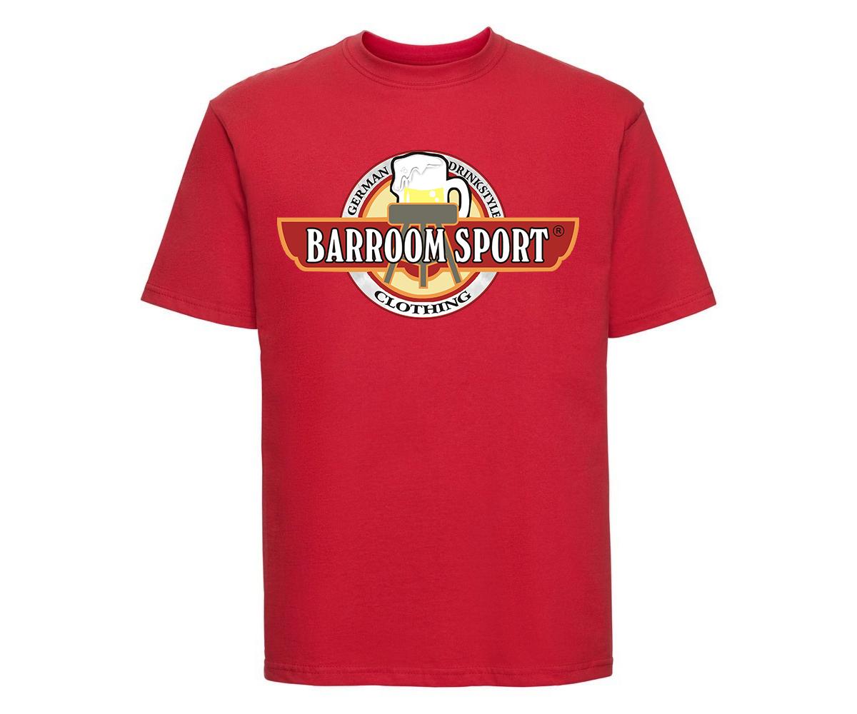 Trinken ist wichtig Männer T-Shirt – Bild 15