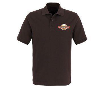 Barroom Sport Männer Polo Shirt Trinken ist wichtig – Bild 5