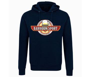 Barroom Sport Männer Kapuzenpullover Trinken ist wichtig – Bild 1