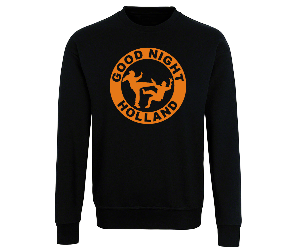 Good Night Holland Männer Pullover – Bild 1