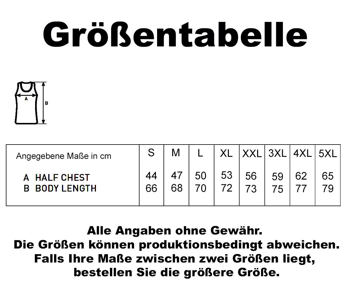 Scheißverein 1312 Hardcorps Männer Muskelshirt – Bild 3