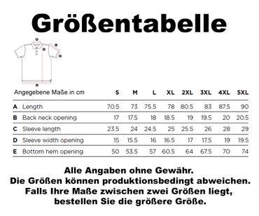 Scheißverein 1312 Hardcorps Männer Polo Shirt – Bild 3