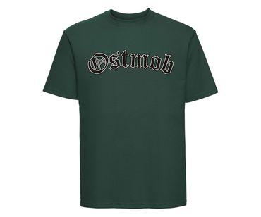 Ostmob Logo Männer T-Shirt  – Bild 5