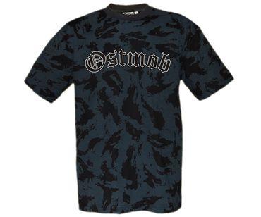 Ostmob Männer T-Shirt Camo – Bild 6