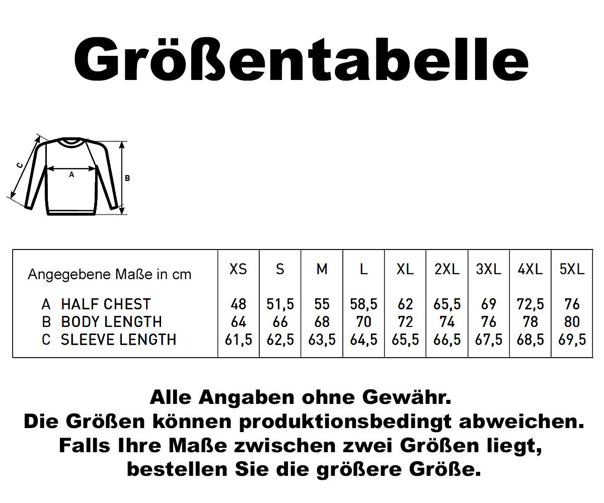 Frauen Bier und Faustrecht Hardcorps Männer Pullover – Bild 3