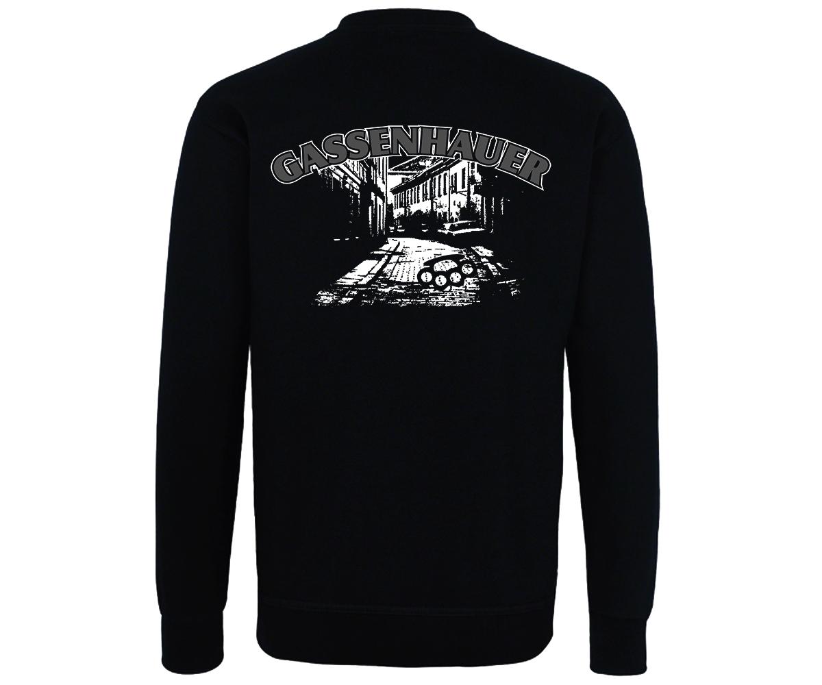 Gassenhauer Hardcorps Männer Pullover – Bild 2