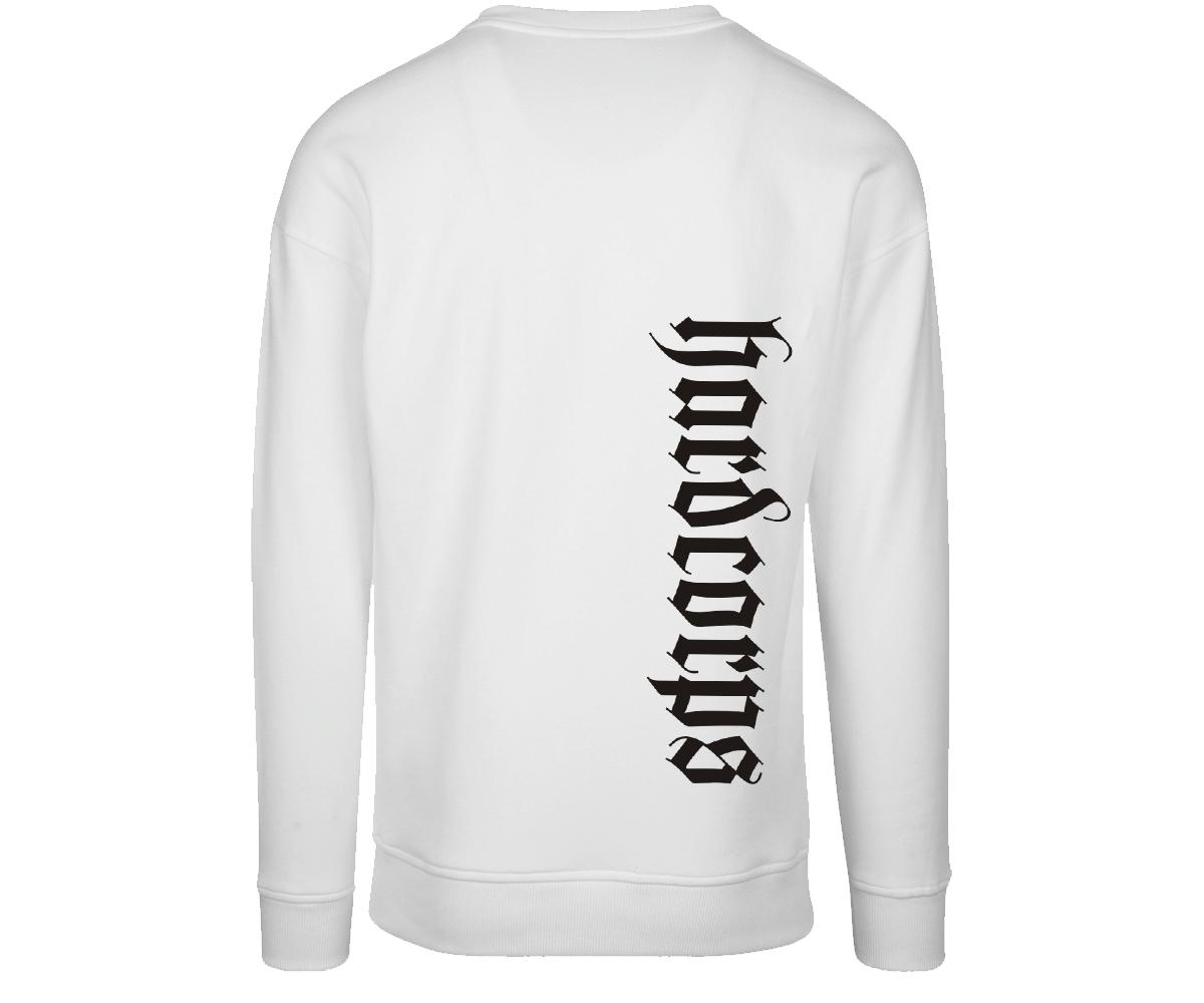 Gott vergibt wir nicht Hardcorps Männer Pullover – Bild 2