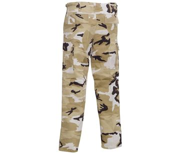 Army Cargo Outdoor Hose beige camo – Bild 2