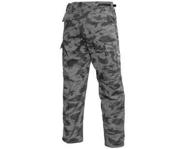 Army Cargo Outdoor Hose night camo – Bild 2