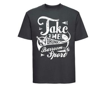 Take me drunk Männer T-Shirt  – Bild 3