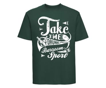 Take me drunk Männer T-Shirt  – Bild 1