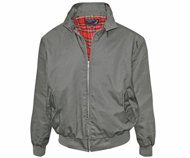 Harrington Jacke Castlegrey