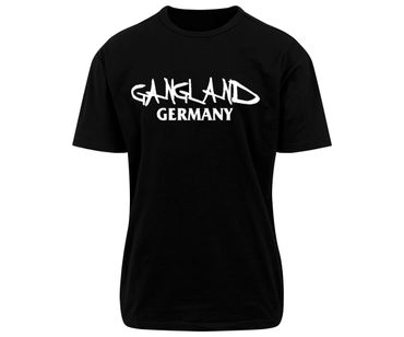 Hellcome to Germany Gangland Männer T-Shirt  – Bild 1