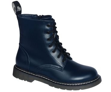 Dark Creationz 7 Loch Boots navy