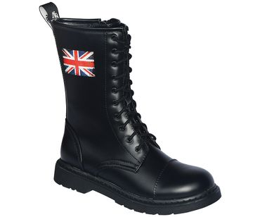 Dark Creationz 10 Loch Ranger Boots UK Fahne