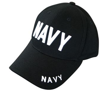 Navy Cap 3D Stick