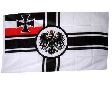 Alte Fahnen aus Deutschland 90 x 150 cm – Bild 3