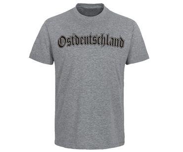 No go Area Ostdeutschland Männer T-Shirt  – Bild 5