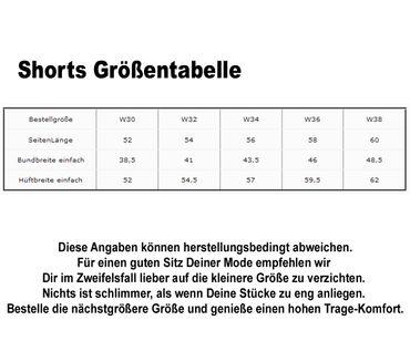 Ostdeutschland Logo Männer Sport Short  – Bild 2