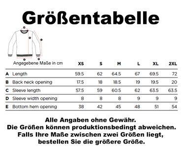 Vorsicht Ostdeutsche Frauen Pullover – Bild 3