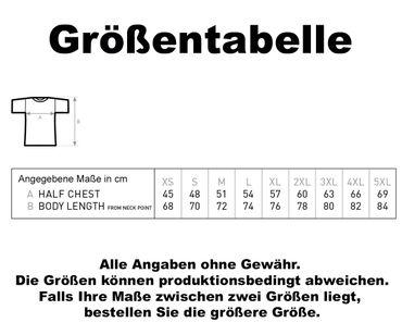 Vom BKA gehasst Ostdeutschland Männer T-Shirt  – Bild 3