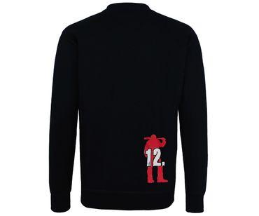 12 ter Mann Vollkontakt Männer Pullover – Bild 2