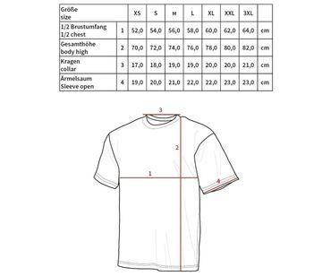 Männer T-Shirt Quickdry beige – Bild 3