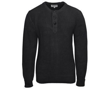 BW Gebirgsjäger Pullover Wolle schwarz