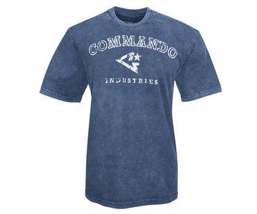 Commando T-Shirt Vintage 1 – Bild 4