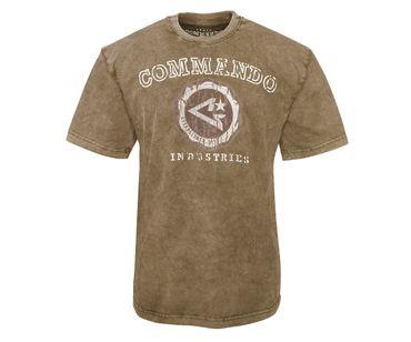 Commando T-Shirt Vintage 2 – Bild 2