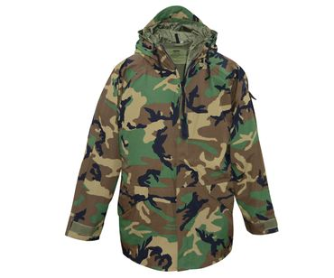 Cold Weather Regen Parka woodland