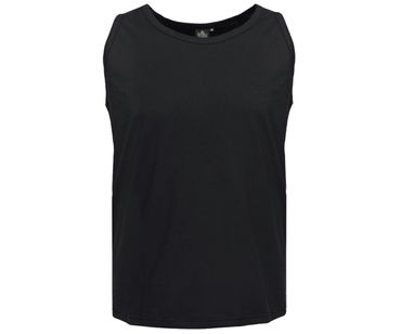 Ahorn Männer Muskelshirt schwarz 2 - 10XL