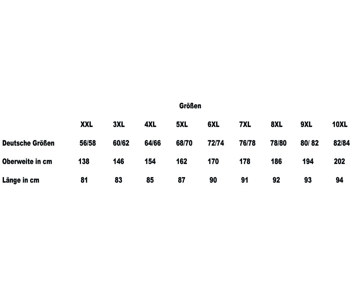 Ahorn Langarm Männer T-Shirt schwarz 2 - 10XL – Bild 2