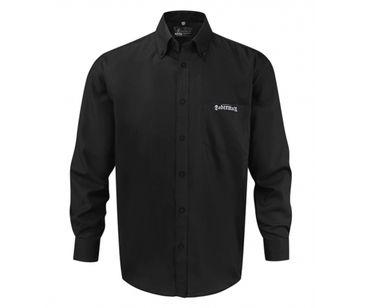 Doberman Männer Hemd Langarm