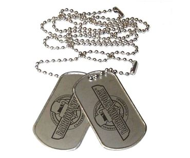 Barroom Sport Dog Tag