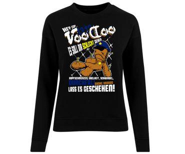 Voodoo 1312 Frauen Pullover – Bild 1