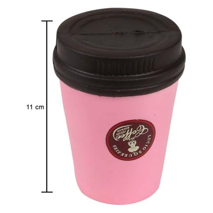 SQ-80 Squishy Squishies Sortierung Coffee to go sortiert schwarz braun ca. 11 cm