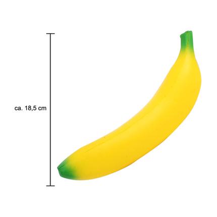 SQ-117 Squishy Squishies Banane gelb grün ca. 18,5 cm