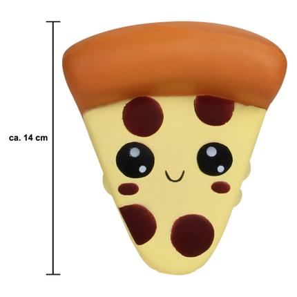 SQ-213 Squishy Squishies Pizza beige ca. 14 cm