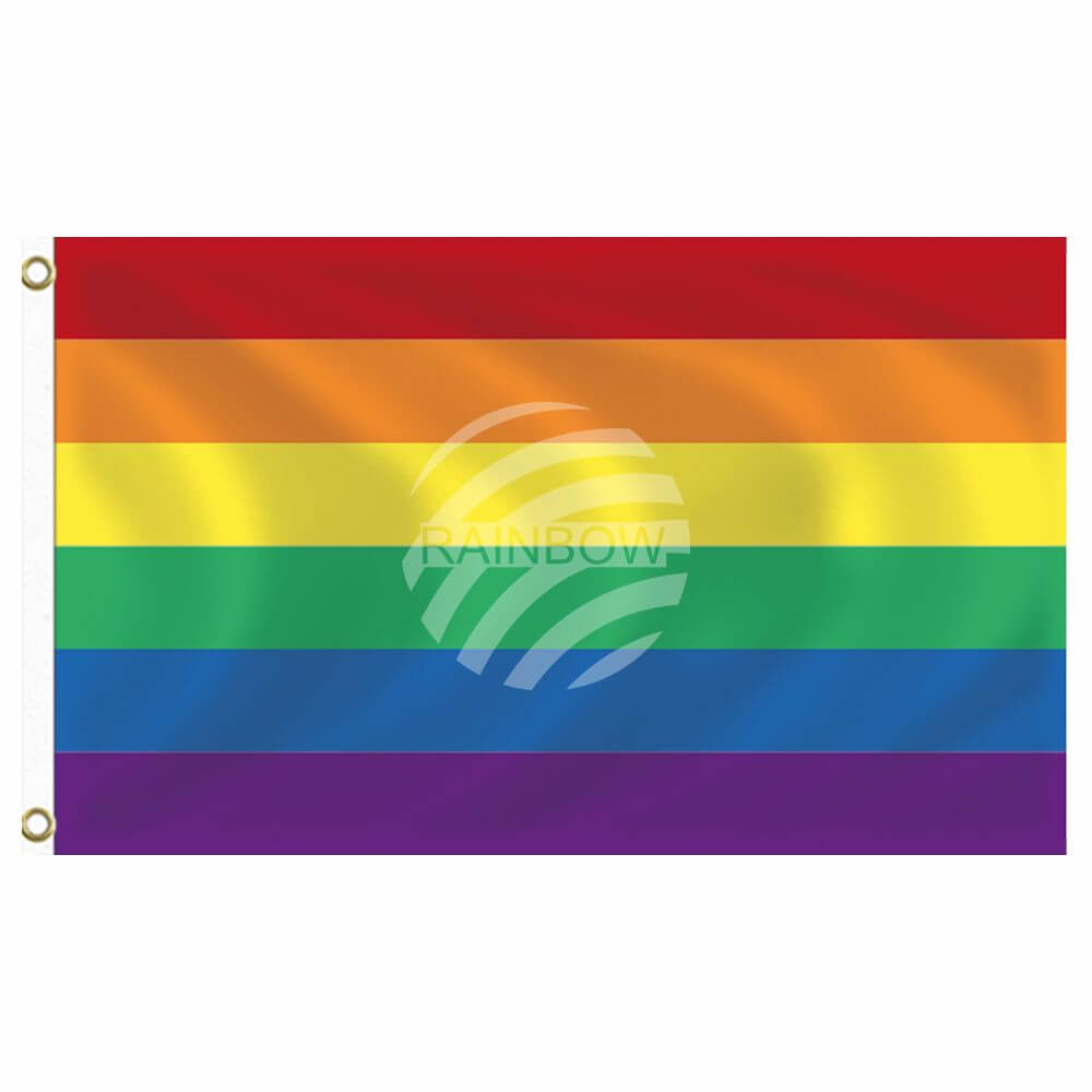 FL-32 Rainbow Flagge LGBT Gay Pride
