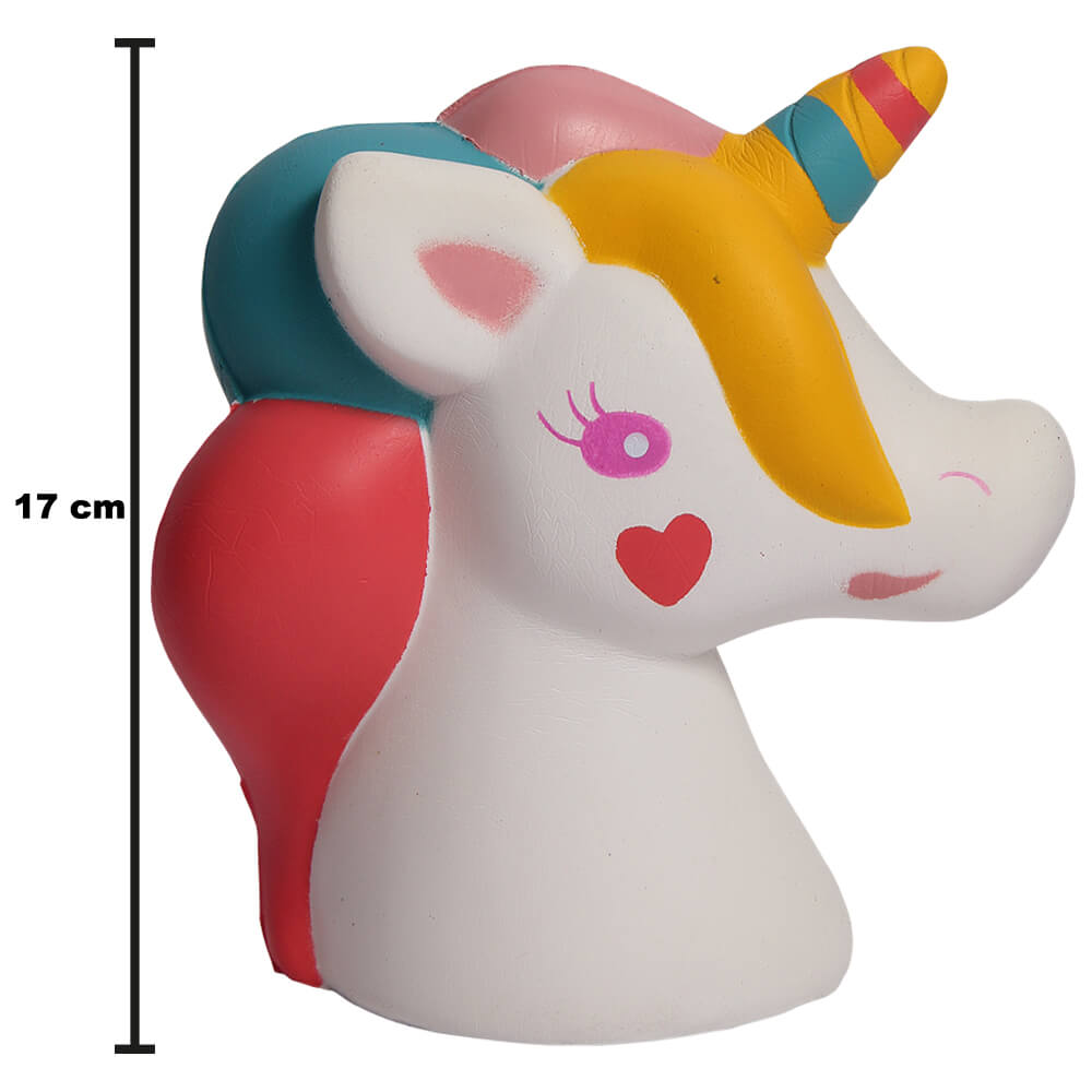SQ-281 Squishy Squeeze Antistress Einhorn
