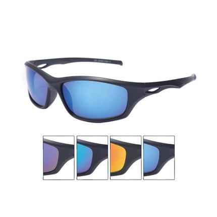 VS-364 VIPER Sonnenbrille Sportbrille Sport Design schwarz